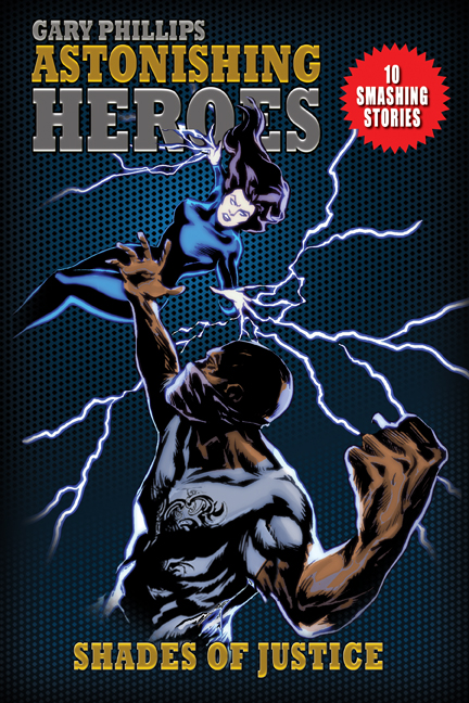 Astonishing Heroes ebook cover