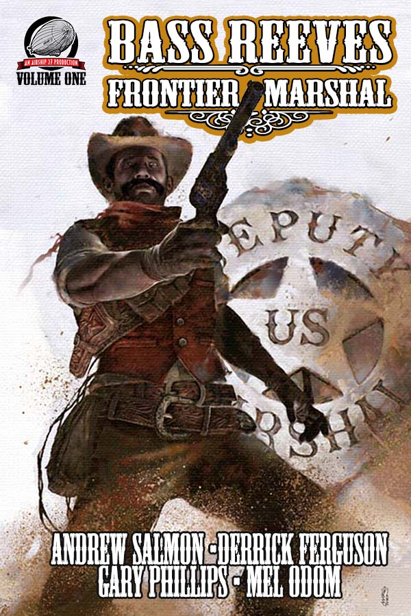 Bass Reeves cover