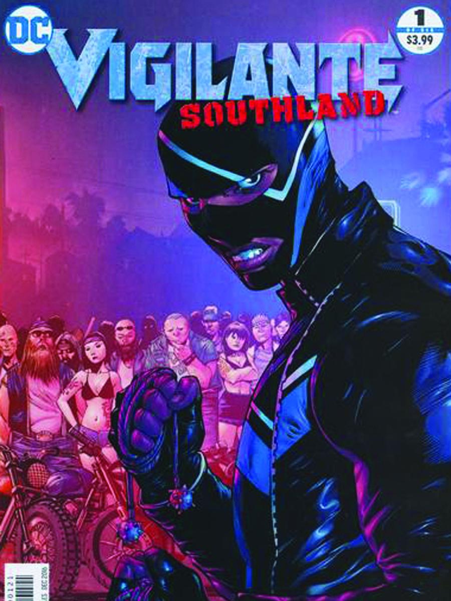 Vigilante: Southland