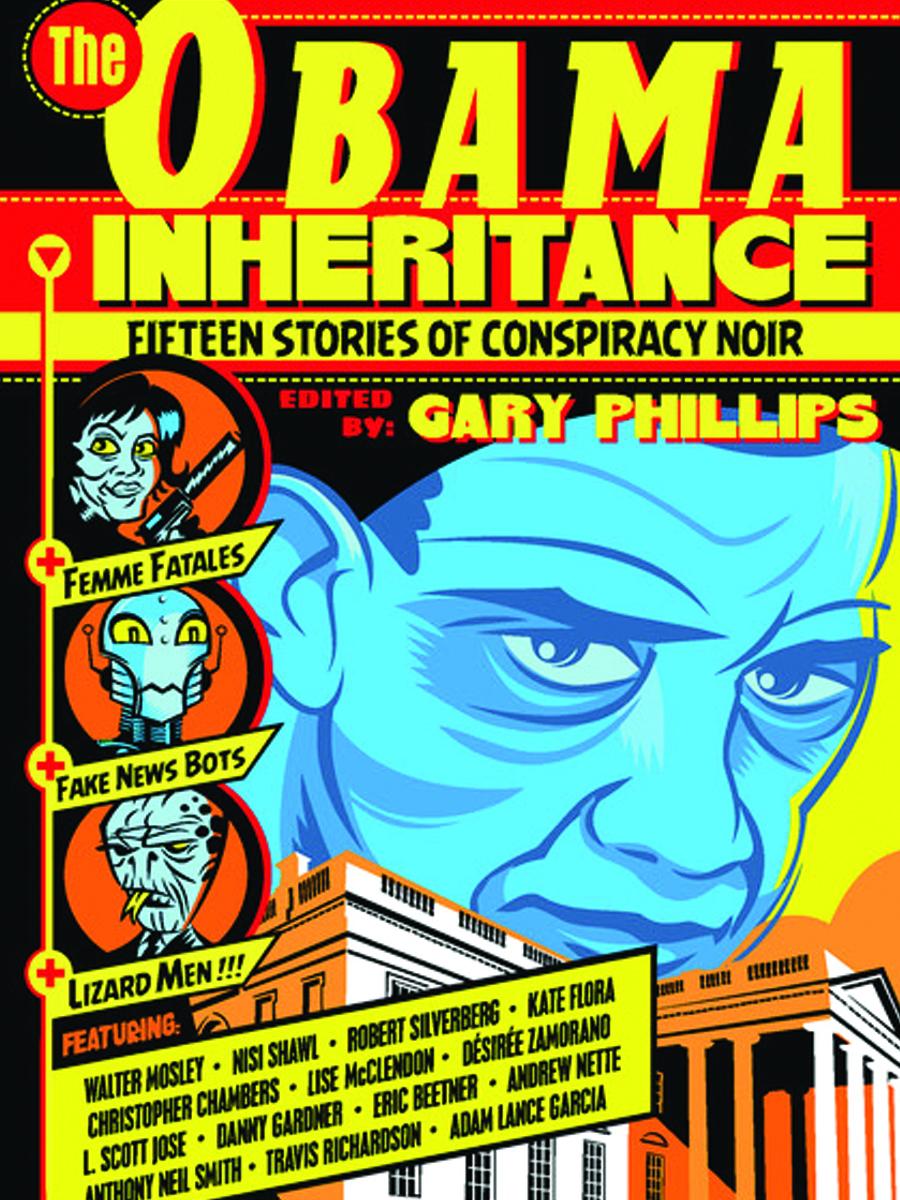 obama inheritance